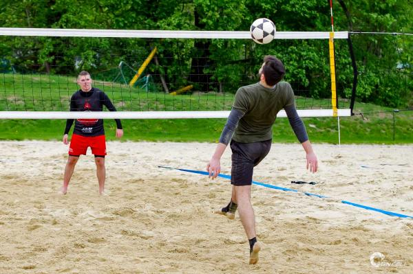 Footvolley Training 10.04.2017
